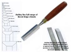 Ashley Iles - Bevel Edged Chisels